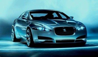 the jaguar xj