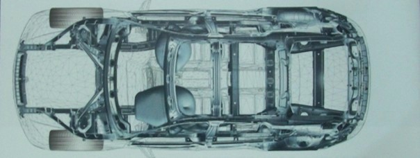 bmw x6 safety cage