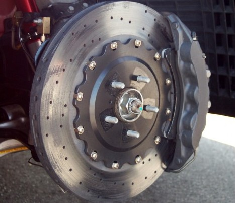 Carbon Ceramic Brakes Explained Why High End