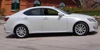 lexus i s sedan