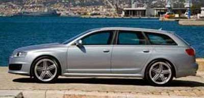 audi station wagon