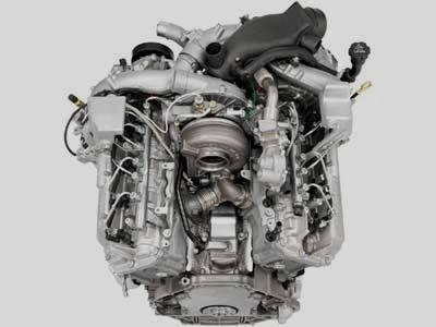A Turbocharged Sel V Engine