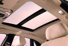panorama sunroof