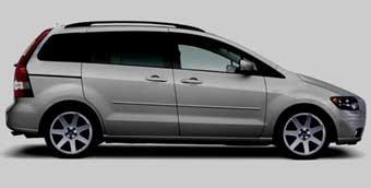 volvo minivan